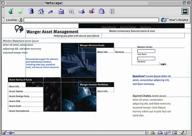 Wanger Asset Management