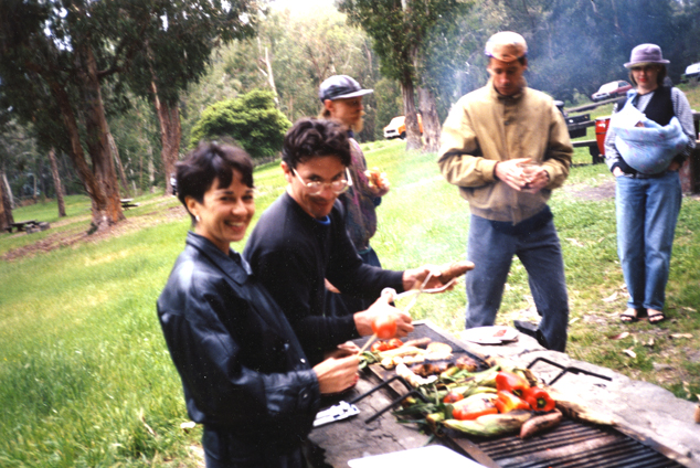 Wickiup Barbecue